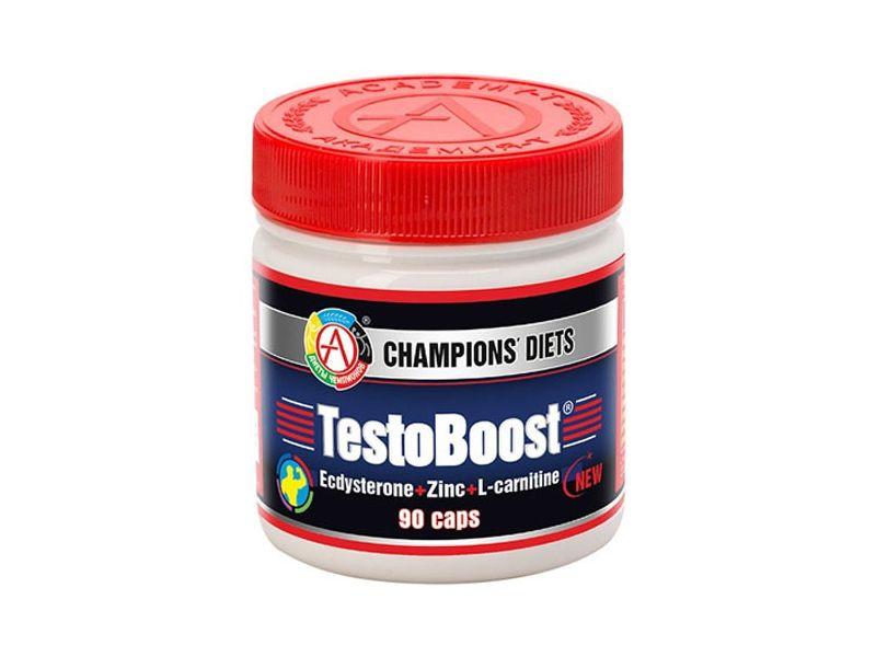 Testoboost-добавка для увеличения собственного тестостерона. Цена 950 сом